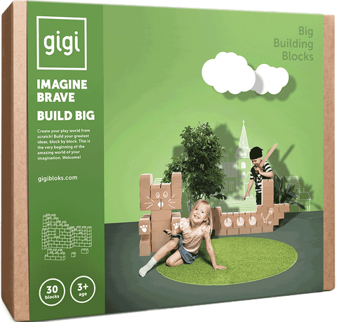 GIGI BLOKS 30 big building blocks
