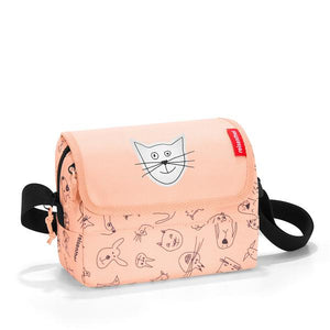 REISENTHEL Everyday Bag Kids Cats and Dogs Rose