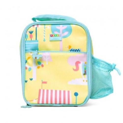 PENNY SCALLAN Bento Cooler Bag with Pocket Park Life