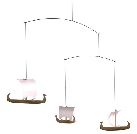 FLENSTED MOBILES Viking Mobile 3