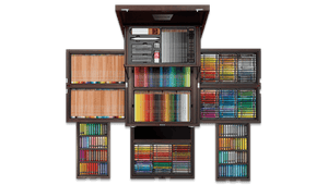Caran d'Ache Treasure Chest 100th ANS Limited Edition