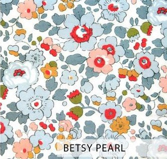 ELIZABETH LITTLE Liberty Print 2 Ply Mask FC - Adult (Besty Pearl)
