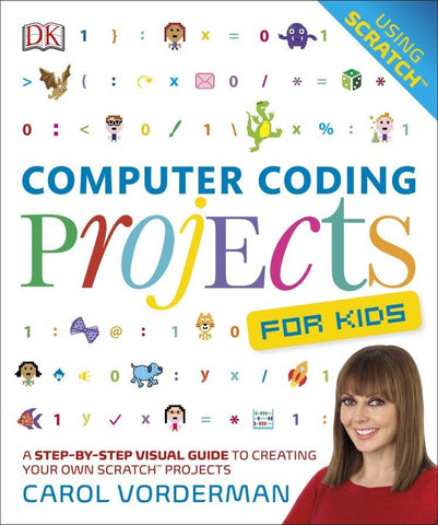 DK Computer Coding Project Book For Kids