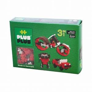 PLUS PLUS Mini Basic 220pcs 3 in 1