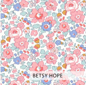 ELIZABETH LITTLE Liberty Print 2 Ply Mask FC - Adult (Betsy Hope)