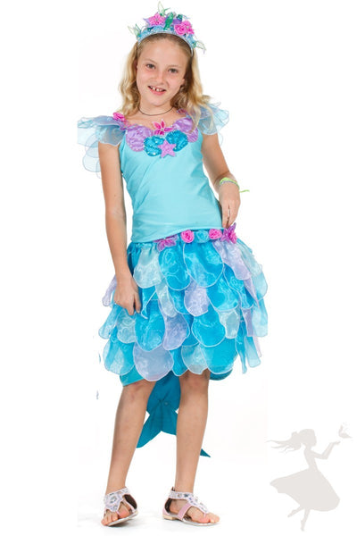 LITTLE GEMS Adella Mermaid 2 pcs Dress