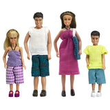 LUNDBY Stockholm Doll Family Summer
