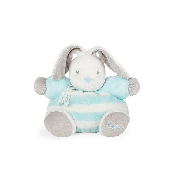 KALOO BEBE PASTEL - CHUBBY RABBIT AQUA & CREAM - MEDIUM