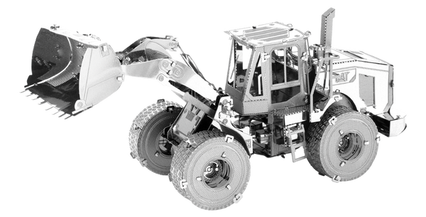 METAL EARTH CAT - Wheel Loader