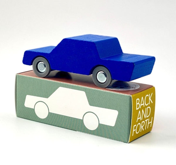 WAYTOPLAY Back and forth car - Blue