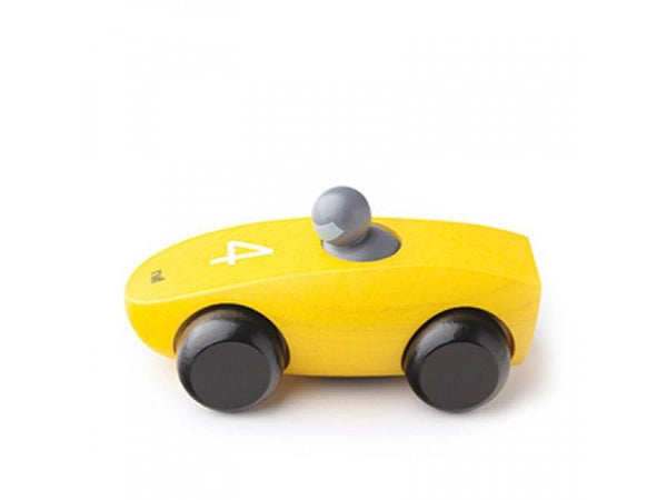 NAEF Car Yellow