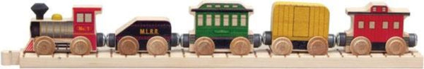 MAPLE LANDMARK NameTrain Classic Train Car Set