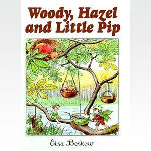 BOOK Woody, Hazel and little Pip