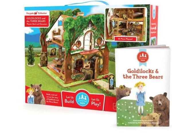 STORYTIME TOYS - Goldilocks and the Three Bears