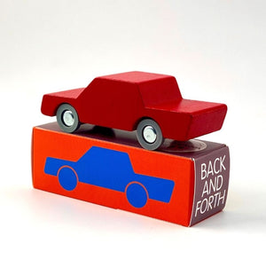 WAYTOPLAY Back and forth car - Red