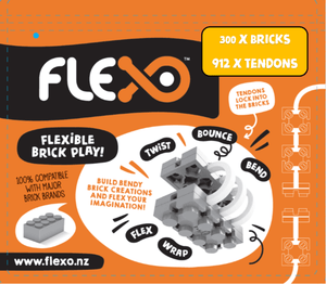 FLEXO Standard Pack + Triangles & Circles