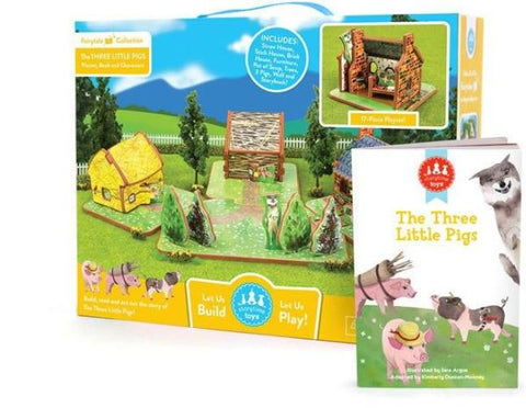 STORYTIME TOYS - The Three Little Pigs