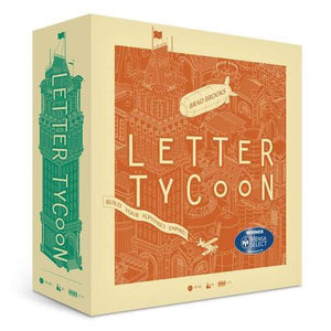 BREAKING GAMES Letter Tycoon