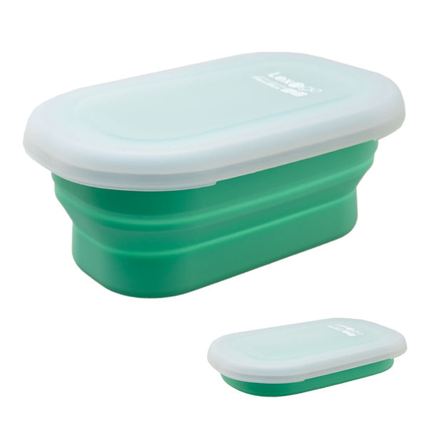 LEXNGO Flexi Box S 580ml  - Green
