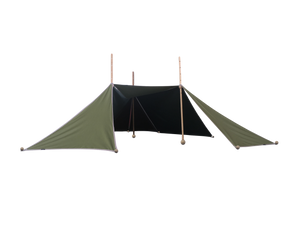 BUNDLE ABEL Tent Ultimate set - Green