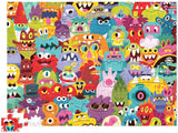CROCODILE CREEK 72-pc Puzzle-Lots of Monsters