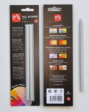 CARAN d'ACHE Full Blender Bright Pack of 2