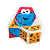 CREATEON Sesame Street - Cookie Monster's Shapes
