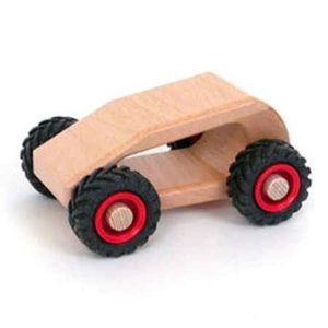 FAGUS Wooden car Van