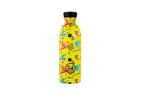 24BOTTLES Print Geometric Collection 500ml