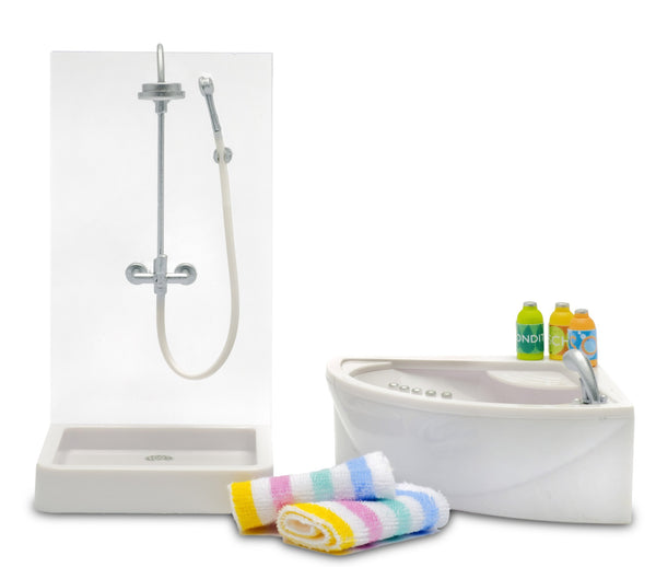 LUNDBY Stockholm Bath + Shower
