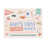MILESTONE Baby's First Fashion Moments