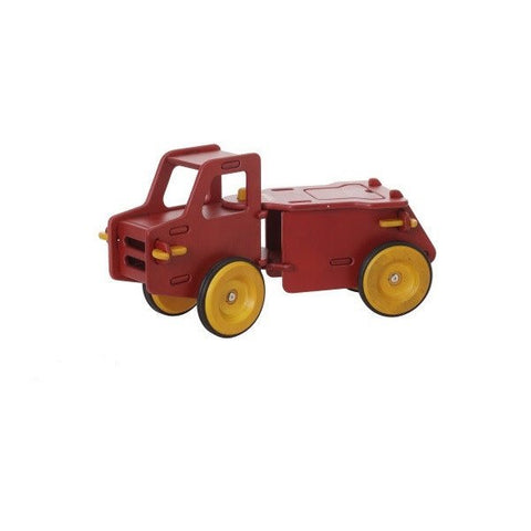 MOOVER Dump Truck Red