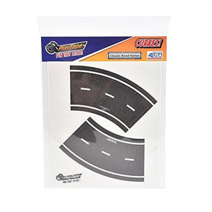 PLAYTAPE Classic Road Curves