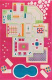 IVI 3D Playhouse Pink