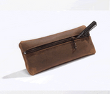 RUITERTASSEN School pencil bag leather ranger