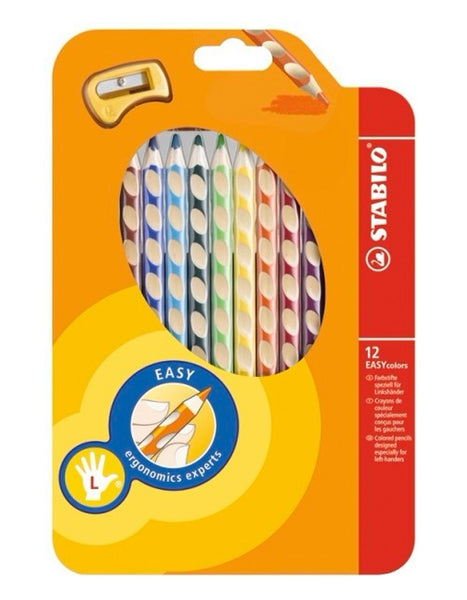 STABILO EASYcolors Box of 12