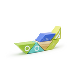 TEGU Travel Pal Spaceship (6 Piece)
