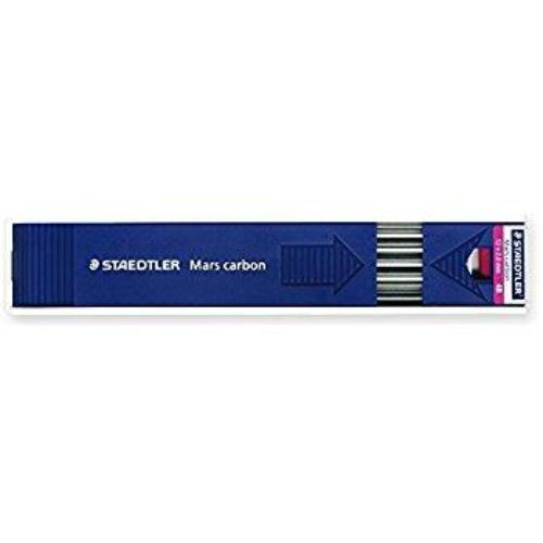 STAEDTLER Mars Carbon  12 x  2.0 mm 200 2B Drafting Pencil refill  Lead for 780