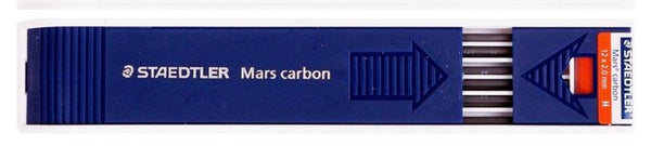 STAEDTLER Drawing Lead Mars carbon H 12pcs