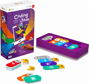 TANGIBLE PLAY OSMO Coding Jam Game Pack