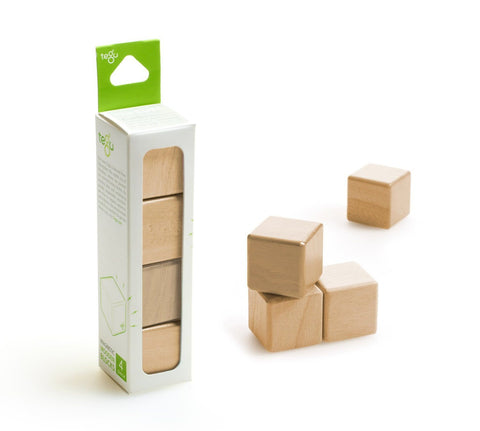 TEGU Cubes - Natural