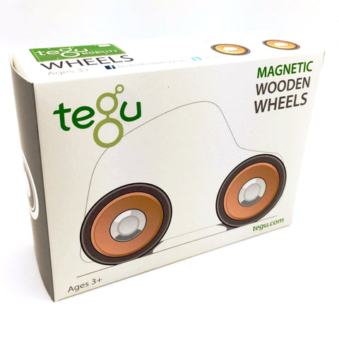 TEGU Wheels Pack of 4