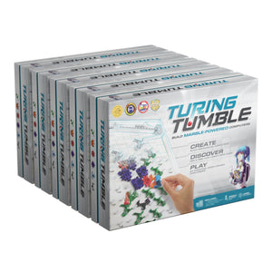 TURING TUMBLE Five-Pack ***PRE-ORDER***
