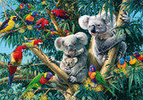 WENTWORTH PUZZLES Koala Outback