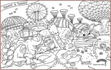 COLOUR ME MATS Timmy & Tammy Around Our Island (Colouring Mat Bundle)