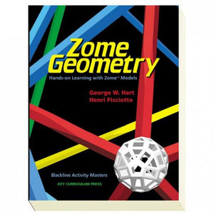 ZOMETOOL Zome Geometry Book