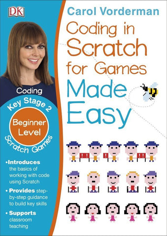 DK Coding In Scratch For Games Made Easy