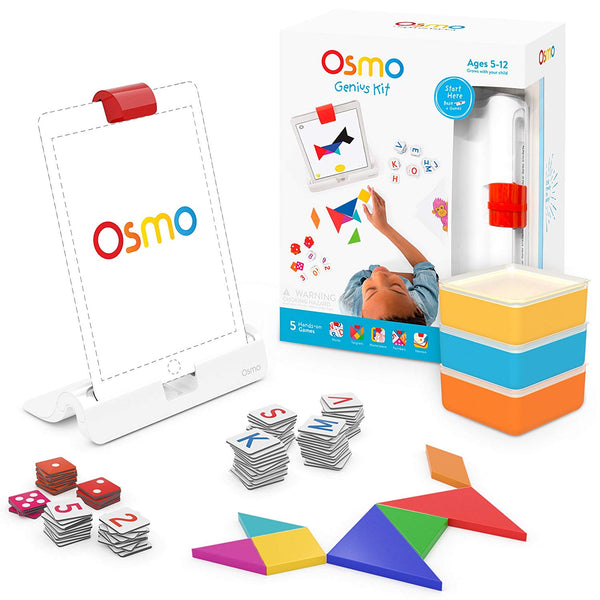 TANGIBLE PLAY Osmo Genius Kit 2017