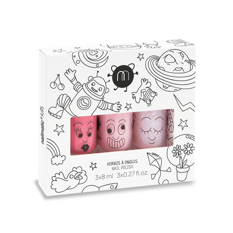 NAILMATIC KIDS - Nail Polish Set - Cosmos