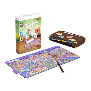 TANGIBLE PLAY Osmo Detective Agency